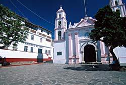 Eglise, Taxco - Mexique © Bruce Herman