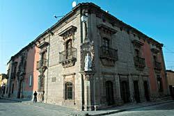 San Miguel De Allende, maison coloniale - Mexique © Carlos Sanchez
