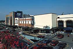 Centre commercial de Plaza Loreto - Ciudad de Mexico © Carlos Sanchez