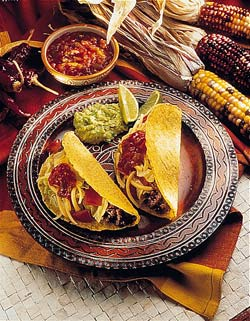 Tortillas - Mexique © Mondeos