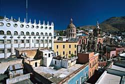 Université de Guanajuato - Mexique © Bruce Herman