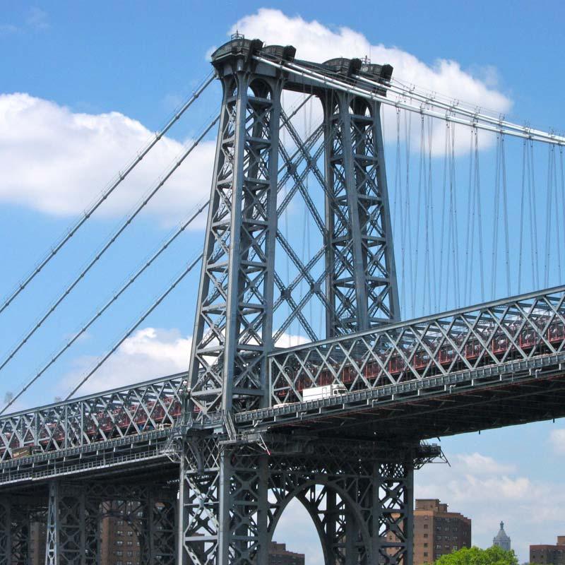 Pont à New-York © Kevin Dooley