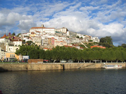 Coimbra Old Town © Bernt Rostad