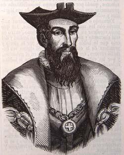 Vasco de Gama © El Bibliomata