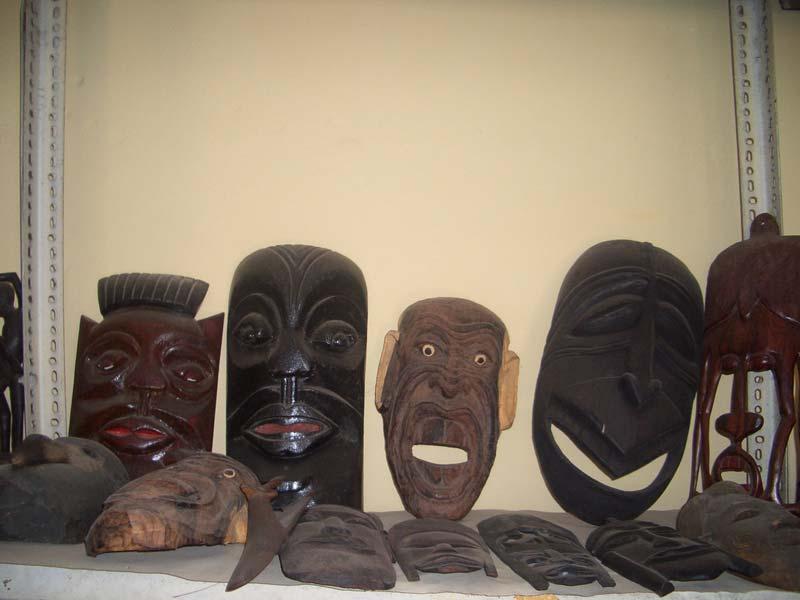 Masques de Tanzanie © Shared Interest