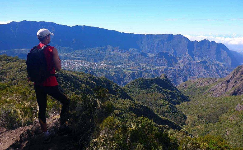 Trekking Cilaos-Mafate