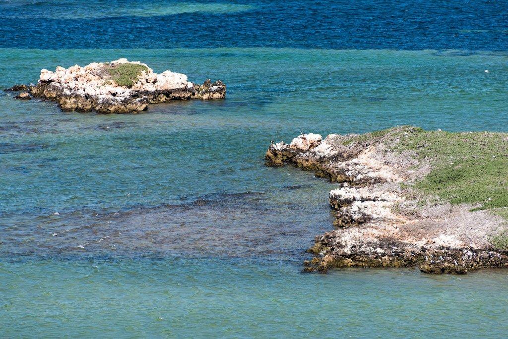 Eagle Bluff, Shark Bay, WA - Australie