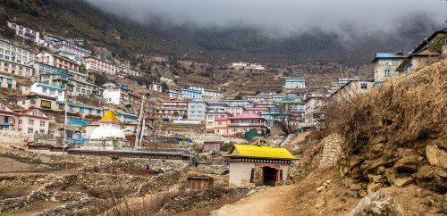 Phakding, Népal