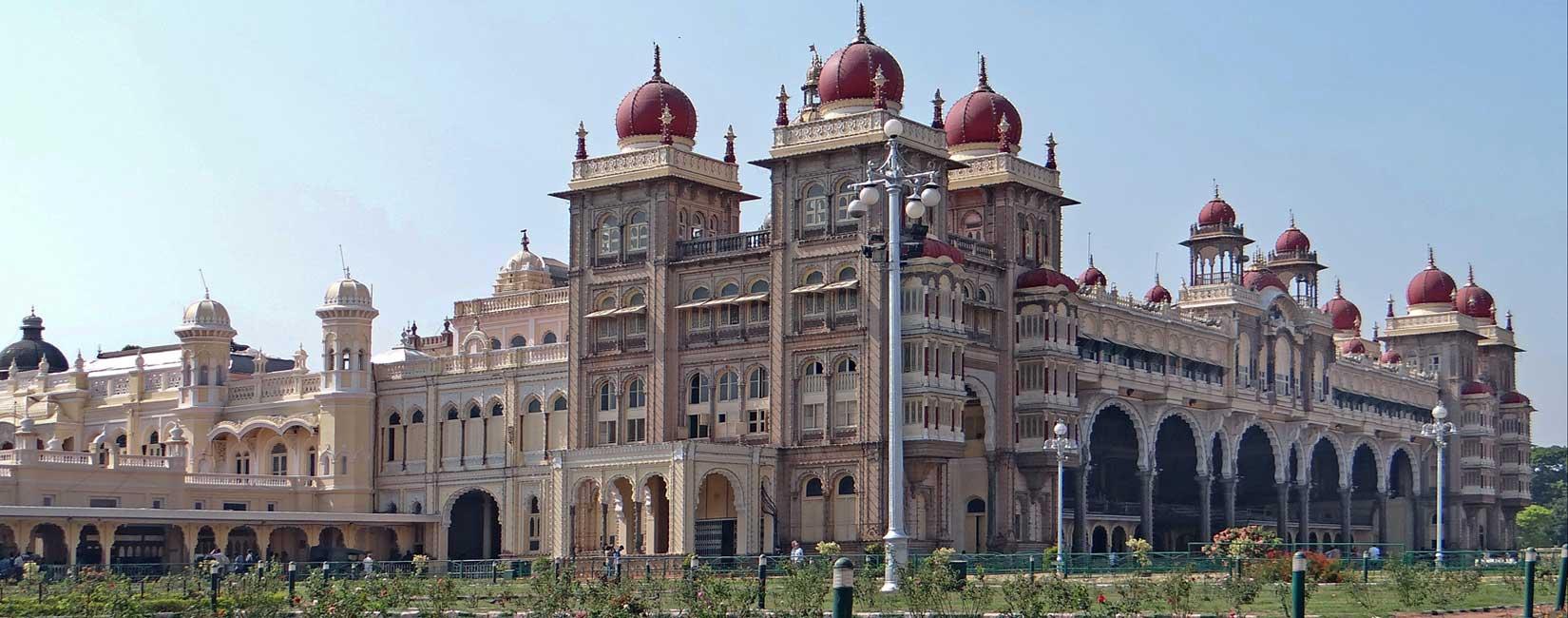 L'époque princière des Maharajas