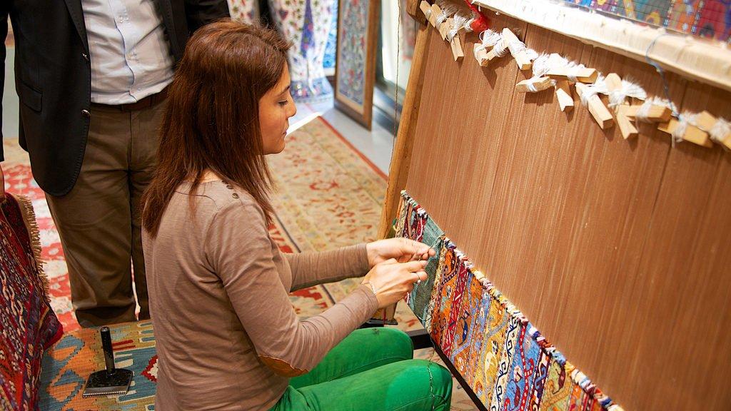 Fabrication de tapis Turquie