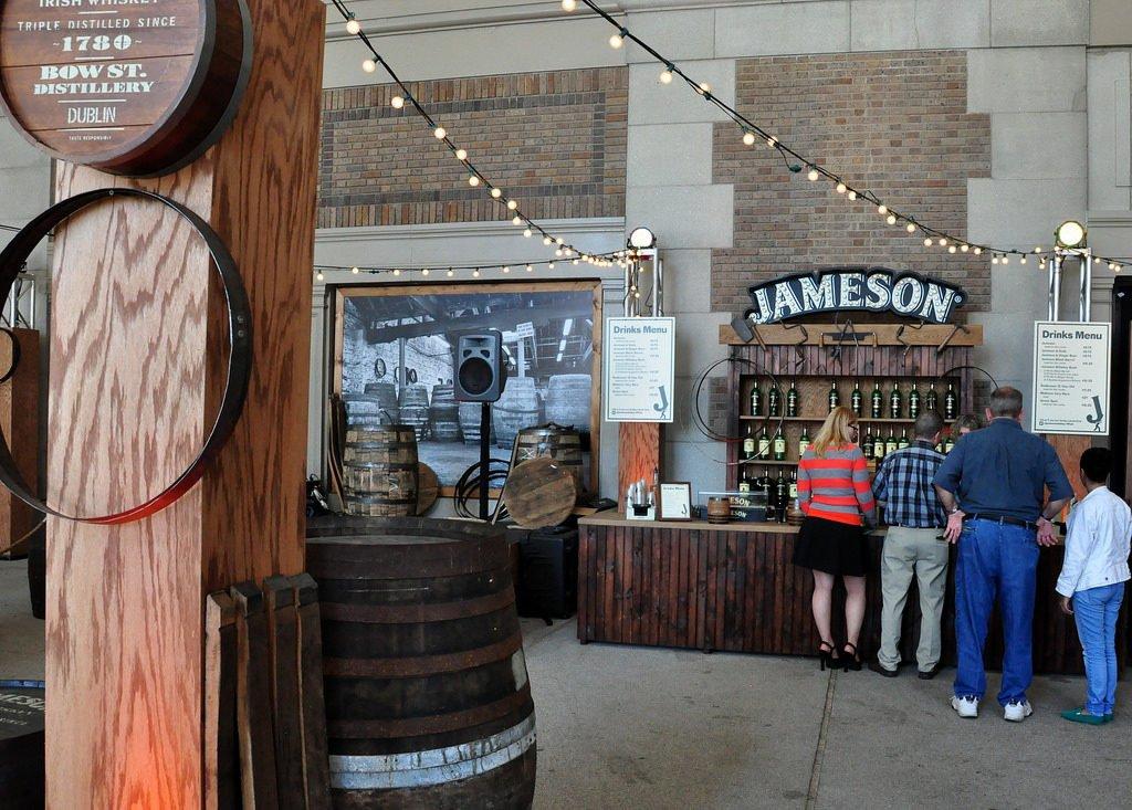 Jameson Whiskey Bar -Irlande