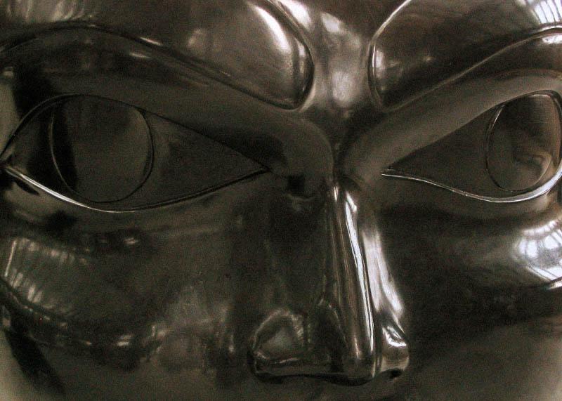 Sculpture Inuit - Vancouver, Canada