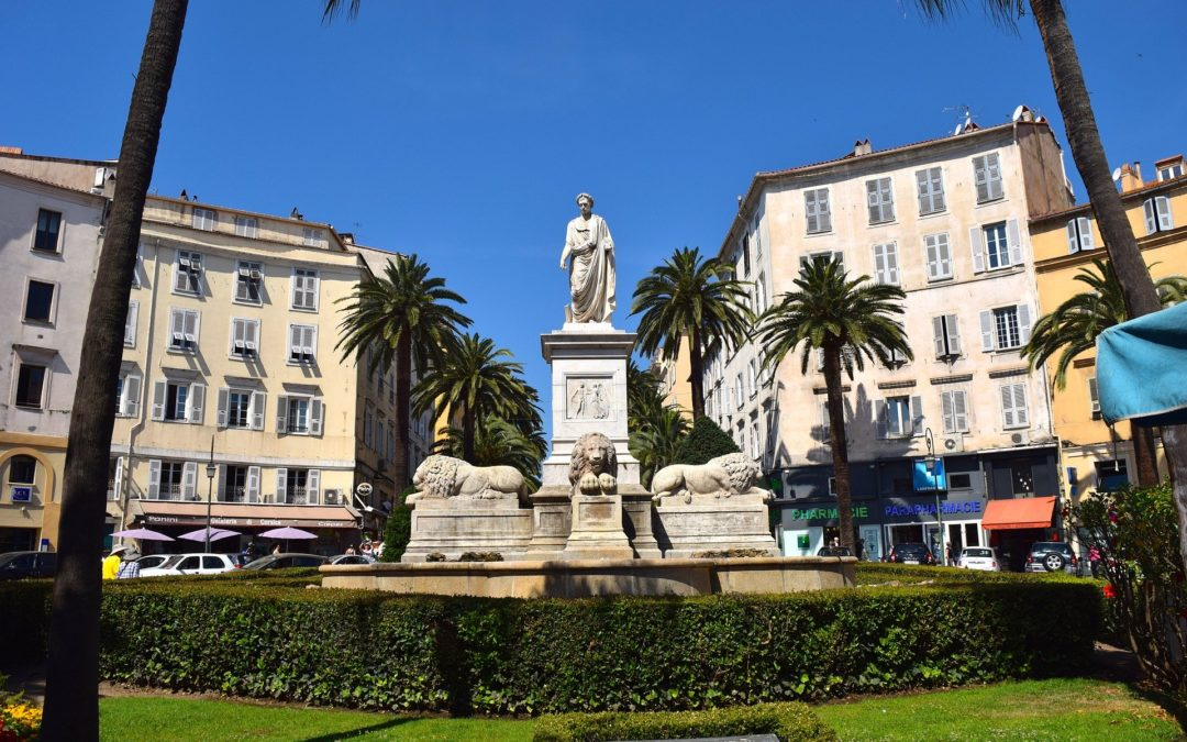 Corse du Sud : Ajaccio