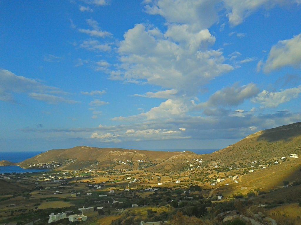 Andros, Cyclades, Grèce © freegr
