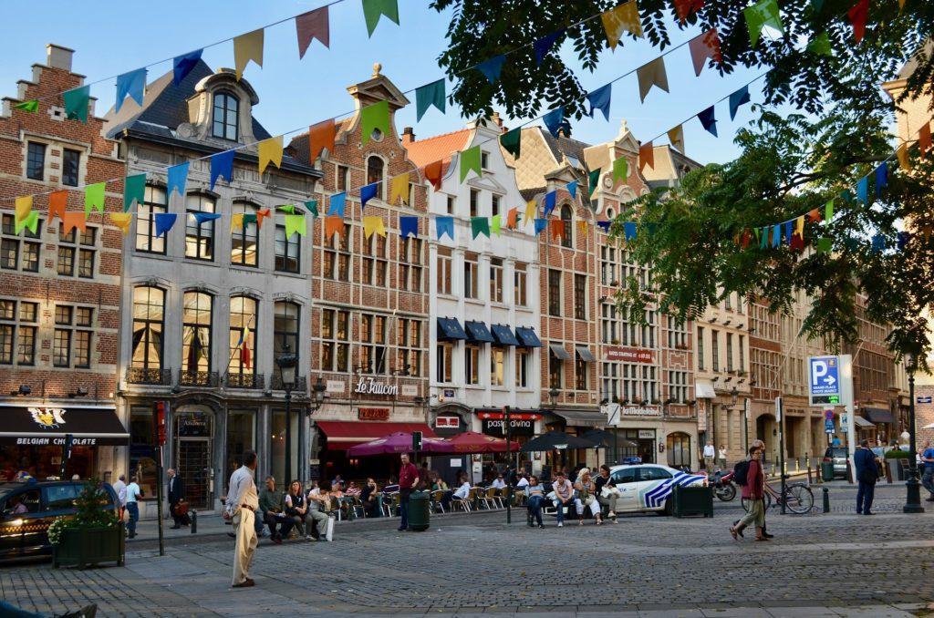 Rue de la Montagne, Bruxelles, Belgique