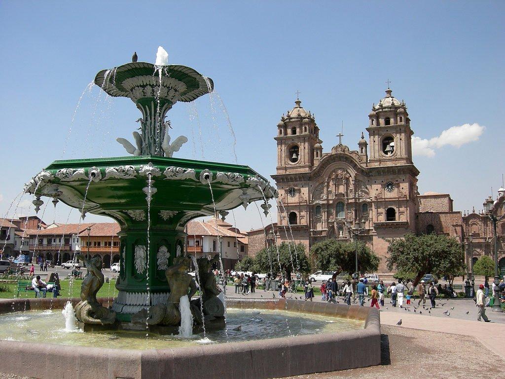 Cuzco, cathédrale, Pérou