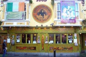 Dublin, pub - Irlande