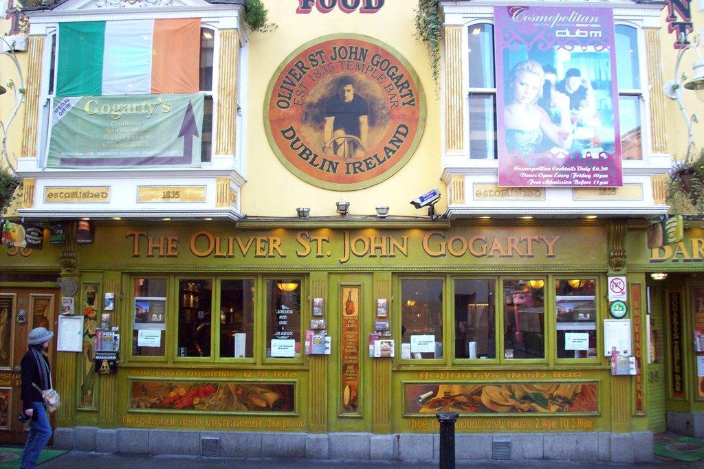 Récit de voyage : magie et mystère de l'Irlande