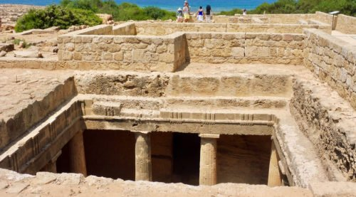 """The Beauty of the """"Tombs of the Kings"""", Pafos (Cyprus)"""