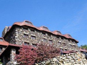 Asheville - Grove Park Inn - USA