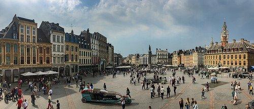 Lille, magnifique capitale de Flandre