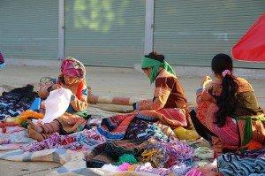 Lai Chau -  Femmes Hmong