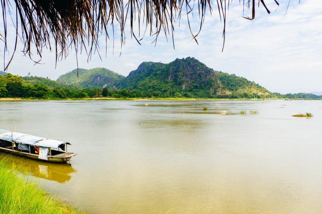 Le Mekong, province du Loei, Thaïlande