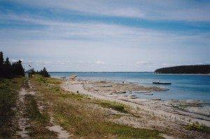 La Petite Île au Marteau, Mingan Islands, Quebec