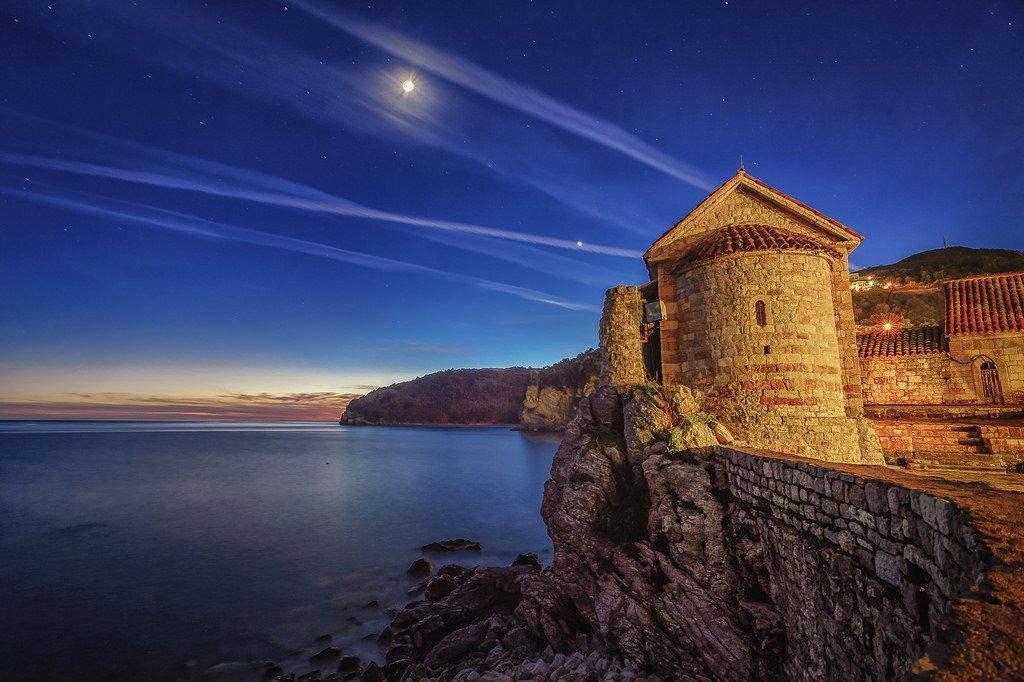 Le littoral adriatique : Budva