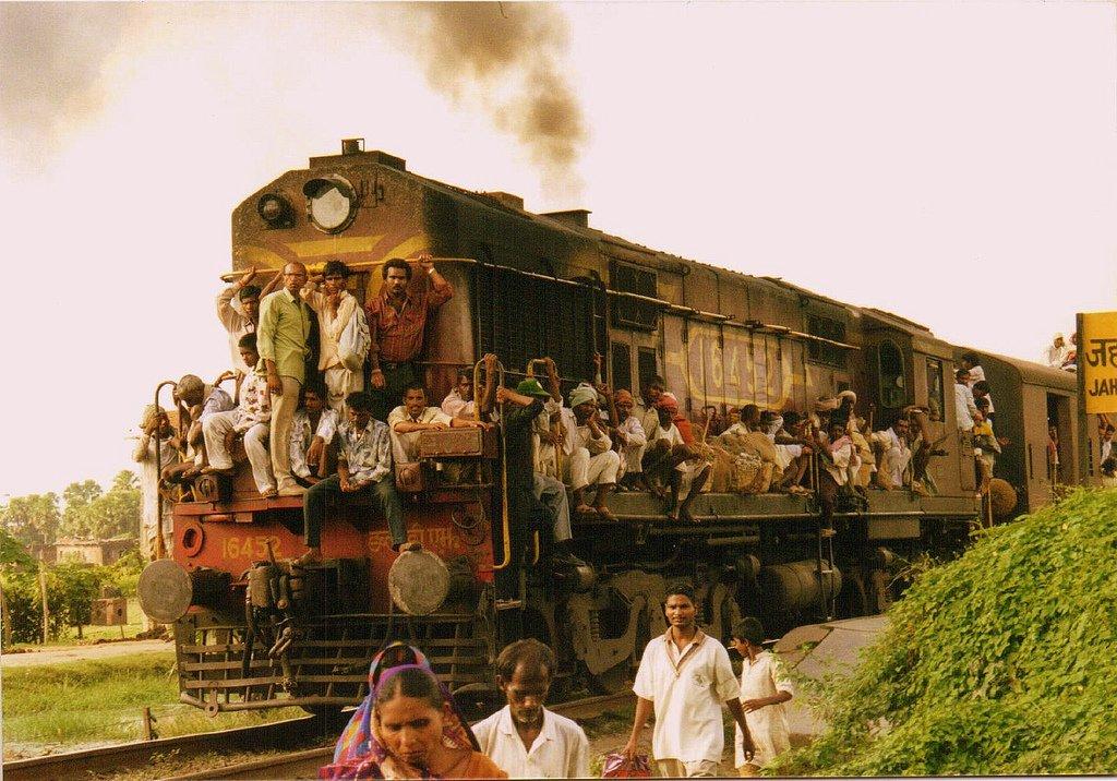 Récit de voyage : en train en Inde du Sud