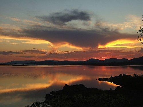 L'Est du Botswana