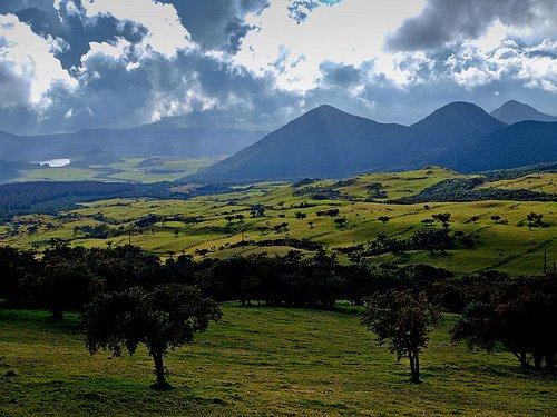 La Réunion volcan