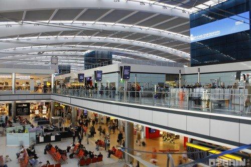 Heathrow - Angleterre