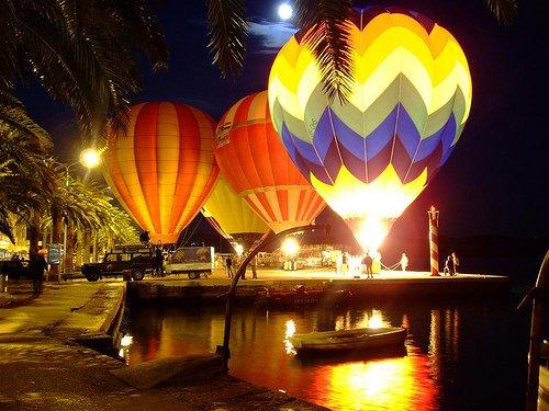 Ballooning in Tivat - Kotor & Boka Bay, Montenegro