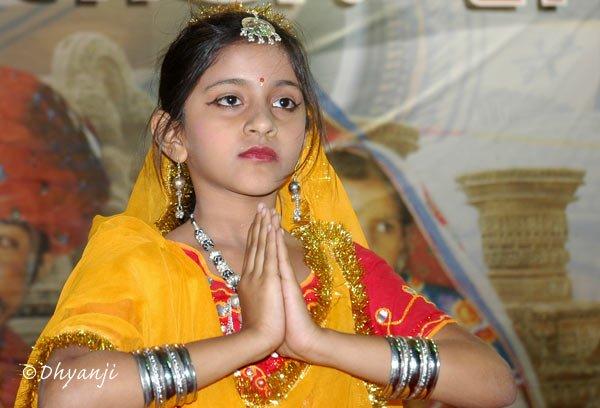 Namasté - Inde