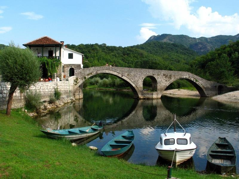 Cetinje Monténégro