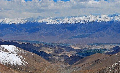 Khardung La - Ladakh, Inde