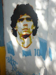 Maradona - Buenos Aires - La Boca