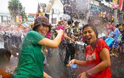 Découvrez les festivités du nouvel an bouddhique