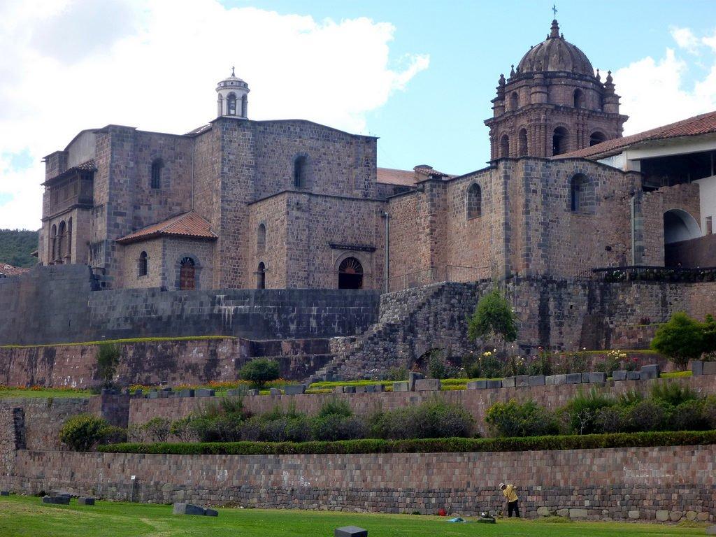 Qorikancha - Cuzco, Pérou