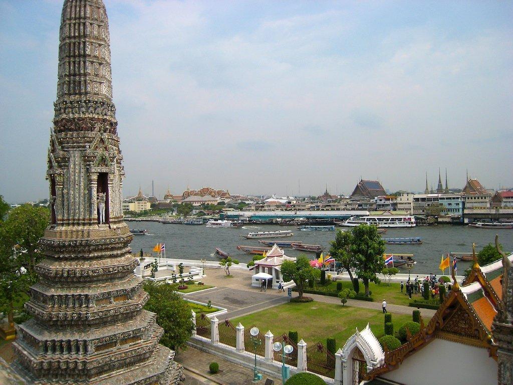 Voyage en Thaïlande, c'était en mai 2012