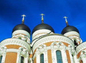 Tallinn - Cathédrale Alexandre Nevski