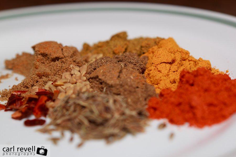 Epices pour Curry