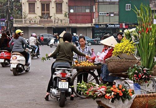 Les Bourlingueurs au Nord Vietnam