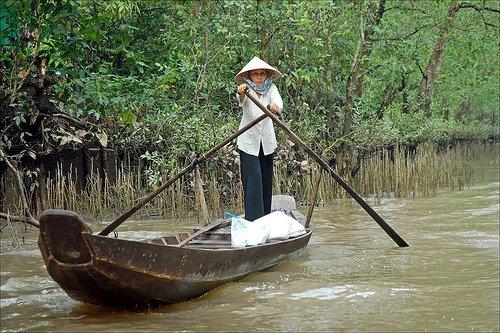 Balade du sud au nord du Vietnam