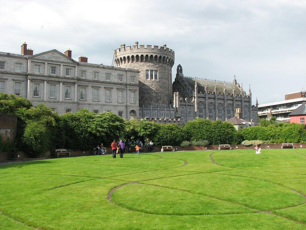 Récit de voyage en Irlande