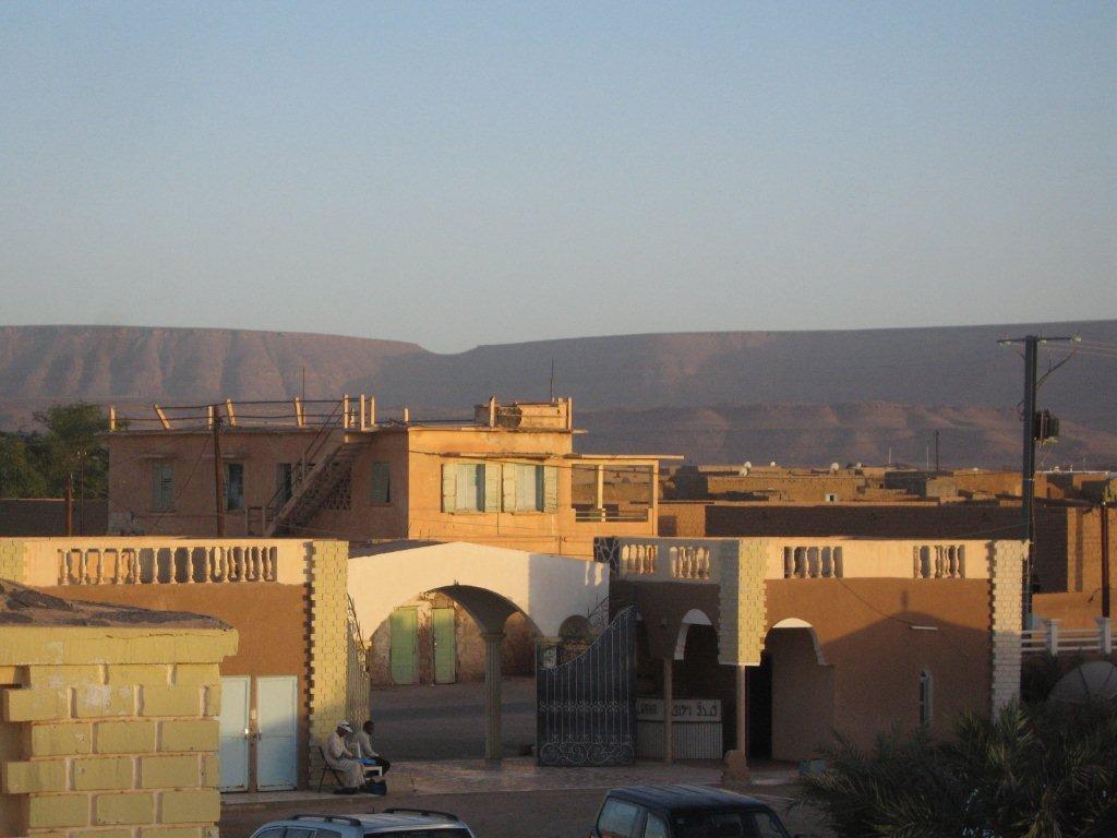 Carnet d'adresses de la Mauritanie