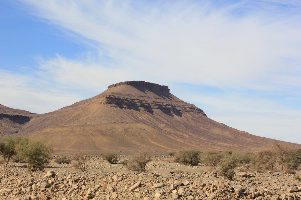L'Adrar : de Nouakchott à Atâr