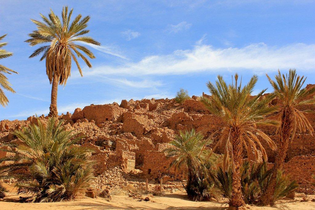 L'Adrar : Chinguetti, Ouadâne, Guelb El-Richat, Désert de la Majabat-al-Koubra