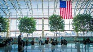 Charlotte airport - USA